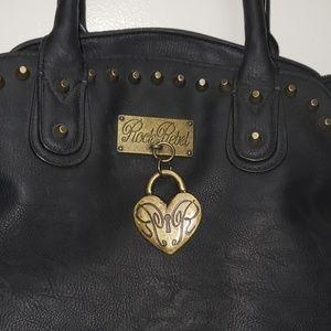 rock rebel Bags - Rock rebel Small Handbag